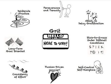 Grit: The Other 21st Century Skills | School Library Advocacy | Scoop.it