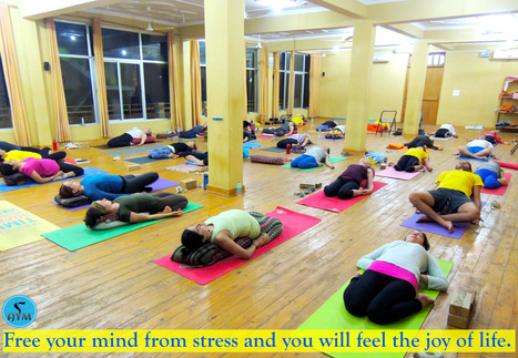Welcome to Yoga Teacher Training at Association for Yoga and Meditation(AYM), India - RYS 200, 300, 500, Registered Yoga School in Rishikesh with Yoga Alliance USA. | Yoga School Rishikesh India | Scoop.it