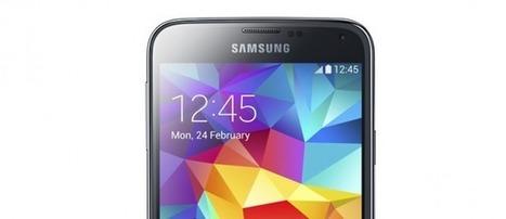 un Galaxy S5 Prime pour concurrencer directement l'iPhone 6 | iphone 6 | Scoop.it