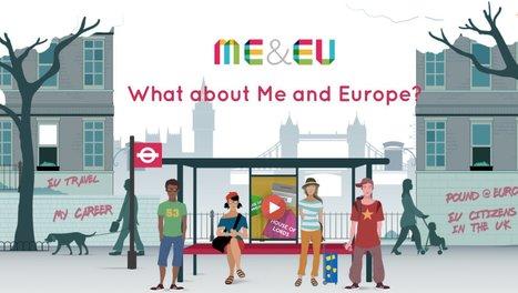 Nottingham Trent professors launch website to help young people understand EU referendum | ESRC press coverage | Scoop.it