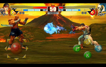 Street Fighter IV HD v1.00.01 APK Android | Android Game Apps | Android Games Apps | Scoop.it