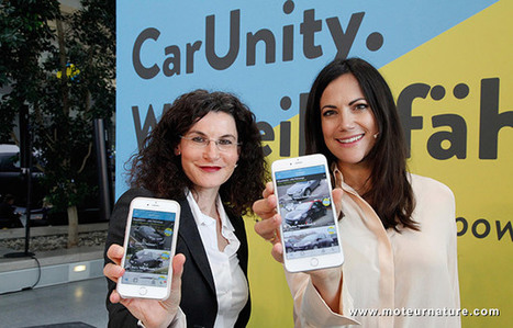 CarUnity, l'auto-partage selon Opel | Veille Innovation (archives) | Scoop.it
