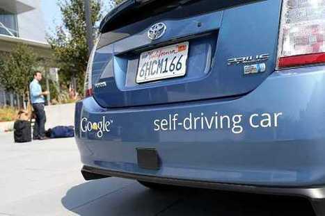 Autos con piloto automático de Google ya pueden ser probados en California | most wanted | Scoop.it