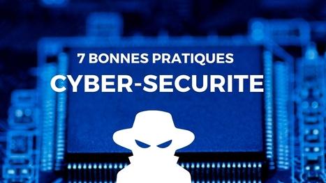 Cyber-Sécurité : Conseils et bonnes pratiques - Digitools.io | Stories ressources numériques | Scoop.it