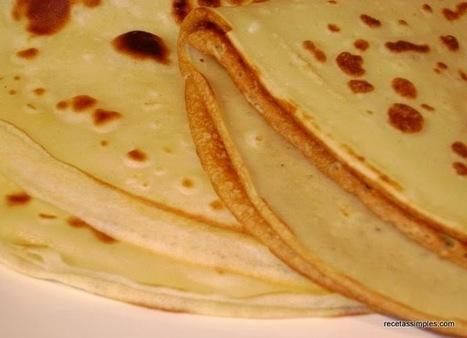Recette de pâte à crêpe classique, pour faire des crêpes salées et sucrées | Cuisine & Déco de Melodie68 | Scoop.it