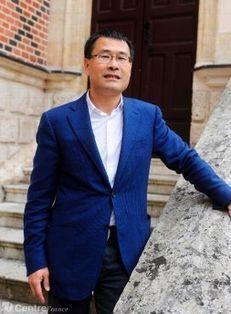 Mingpo Cai est à la tête d'un fonds d'investissement franco-chinois... et soutient les lycéens d'Orléans   L'actualité du tourisme en Val d'Oise   Scoop.it
