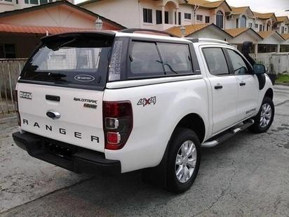 Nắp thùng bán tải cho Ford Ranger 2013 | gameavatar | Scoop.it