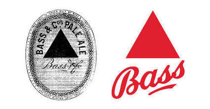 Bass Ale Logo: One of the World's Oldest Logos, Ever! | timms brand design | Scoop.it