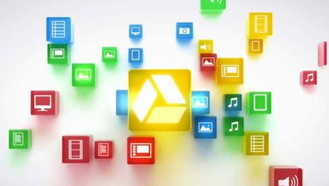 Cómo alojar y publicar páginas web en Google Drive | Portafolios | Scoop.it