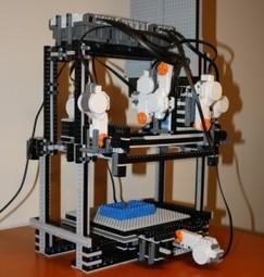 Lego s'intéresse au marché 3D - Mon logo 3D | Agence Web de création de site internet Webpulser Lille | Scoop.it