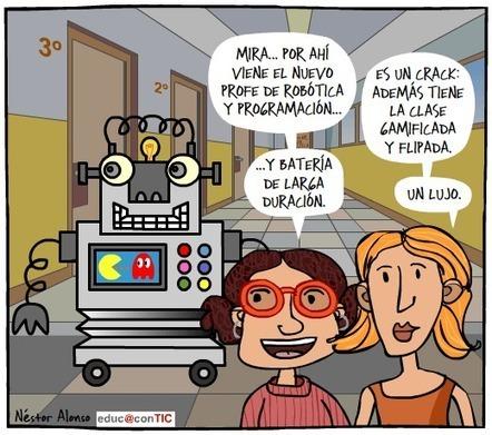 Recursos inhumanos | Nuevas tecnologías aplicadas a la educación | Educa con TIC | Biblioteca TIC Castroverde | Scoop.it