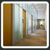 Office Partitioning - ARW Contracts Office Interiors | London, Hertfordshire, Bedfordshire | Partition walls | Scoop.it