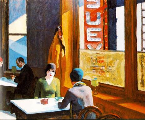 Atelier d'écriture de Gardanne: Edward Hopper | ecritsdujardin | Scoop.it
