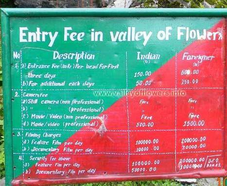 Valley of flowers | Detailed information about valley of flowers trek | valley of flowers | Scoop.it
