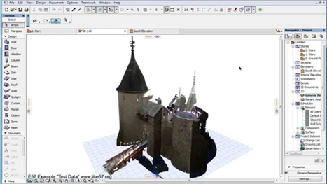Graphisoft launched ArchiCAD 20 | BIM Forum | Scoop.it