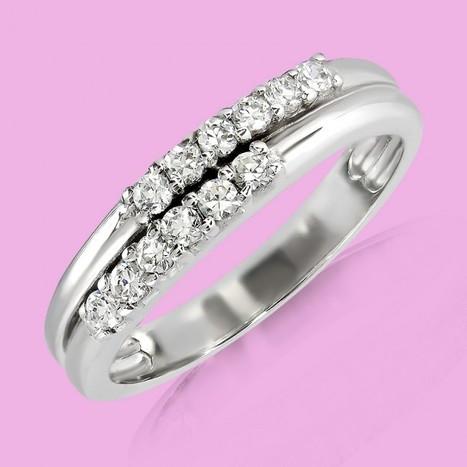 Buy Real Clarity Diamond Ring Online   Myglitzjewels   myglitzjewels   Scoop.it