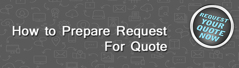 Starting an eCommerce Business: How to Prepare Request for Quote   E-commerce for Diamond & jewelry industry   Scoop.it