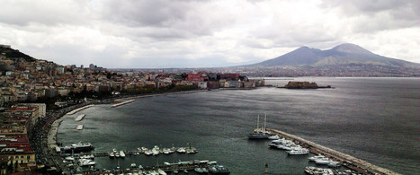 Over 70 Years of Silence from Italy's Vesuvius | WIRED | Italia Mia | Scoop.it