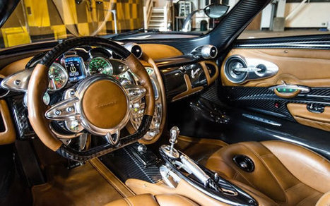 10 Of The Most Outrageous Dashboards In Cars | My Dream Garage | Scoop.it