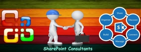 SharePoint consultants are experts with ample knowledge of administration stuff | SharePoint Consultants in India | Scoop.it