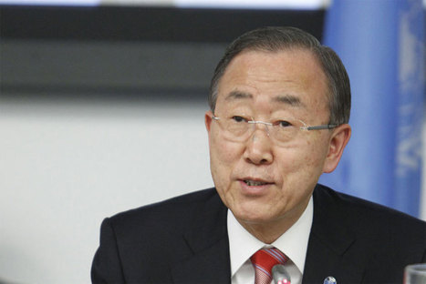 Ban concerned about provocations after latest DPR Korea missile test | What's going on in the United Nations | Scoop.it
