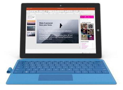 Microsoft se asocia con Pickit para renovar la galería de imágenes predeterminadas de Office | Aprendiendoaenseñar | Scoop.it