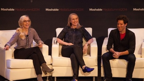 Media experts discuss the future of storytelling at the Mashable Media Summit | Multimedia Journalism | Scoop.it
