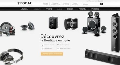 Focal ouvre sa boutique en ligne | ON-TopAudio | Scoop.it