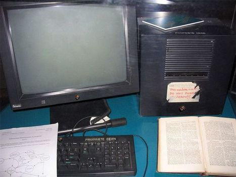 Happy 25th birthday to the World Wide Web | iPads, MakerEd and More  in Education | Scoop.it