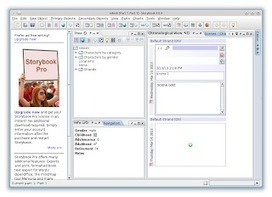 Open Source Novel Writing Software - Storybook | Linux Blog | Linux and Open Source | Scoop.it