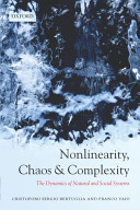 Nonlinearity, Chaos, and Complexity:The Dynamics of Natural and Social Systems | Libros y Papers sobre  Complejidad - Sistemas Complejos | Scoop.it