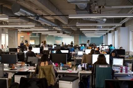 Dans la Silicon Valley, une bulle qui menace d'éclater ? | La Cantine Brest | Scoop.it