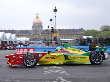 Formula E a Parigi, vince Di Grassi su Audi - ecoAutoMoto.com | Mobilità ecosostenibile: auto e moto elettriche, ibride, innovative | Scoop.it