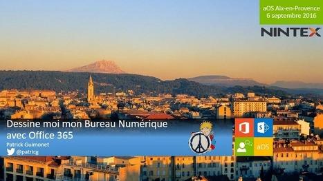 B3 - Dessine moi mon Bureau Numérique   Sharepoint 2013 FR - OFFICE 365 - YAMMER   Scoop.it