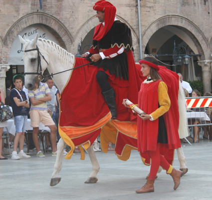 Ascoli Piceno: Parade and Jousting Competition | Le Marche another Italy | Scoop.it