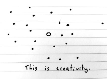 Here's what creativity looks like. Creative Ideas & Inspiration | Innovatus | Scoop.it