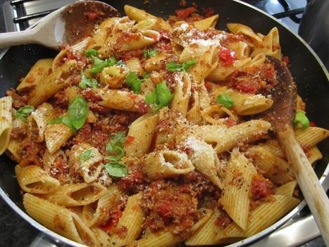 Jamie Oliver's 30 Minute Meals: Jools' Pasta recipe | My Jamie's favorite | Scoop.it