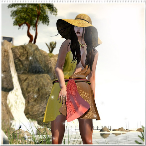 Free*Style: loving the weather! | All About Second Life | Scoop.it
