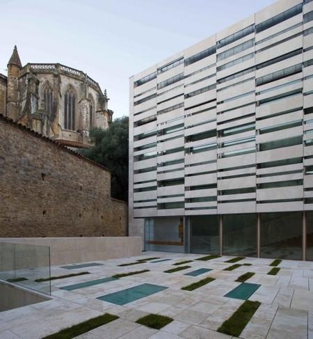 [Oviedo, Asturias, Spain] Archaeological Museum of Oviedo / PardoTapia Arquitectos | retail and design | Scoop.it
