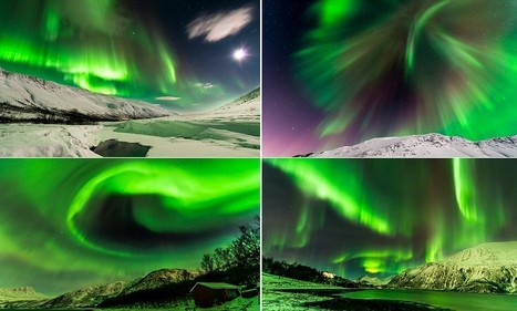 Photographer spends eight hours a night to capture Northern Lights | Everything from Social Media to F1 to Photography to Anything Interesting | Scoop.it