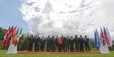 G7 leaders bid 'Auf Wiedersehen' to carbon fuels | Climate change challenges | Scoop.it