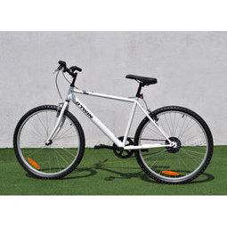Shop Btwin My Bike White - Cycling Mountain Bike Online   Sports Shop   Scoop.it