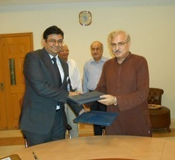 Meezan Bank and University of Central Punjab sign MoU | Paklogger | Scoop.it