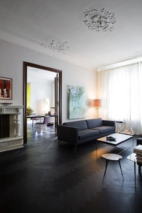 De l'Art contemporain dans son intérieur - Frenchy Fancy | Immobilier | Scoop.it