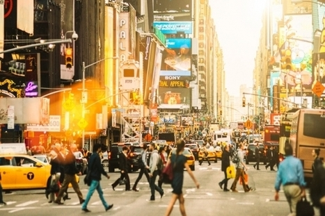 Mobile-phone data helps researchers study human exposure to urban pollution | IT as a Utility Digital Economy Network | Scoop.it
