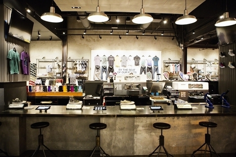 Personnalisez vos chaussures grâce à des iPads dans les magasins Converse | La Minute Retail | The Omnichannel Challenge for Retailers | Scoop.it