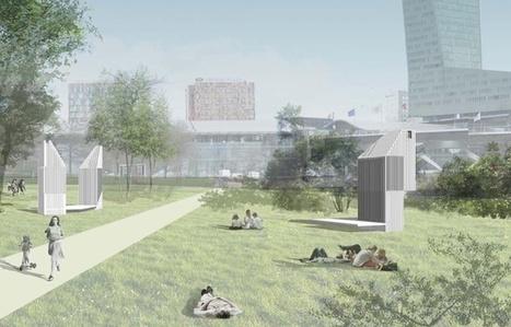 Lille : Le parc Matisse va accueillir des ruches contemporaines | Biodiversité | Scoop.it