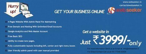 Web development in Jaipur | Web Seeker | Scoop.it