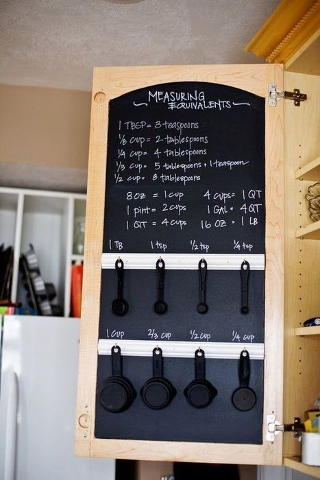 31 Insanely Clever Ways To Organize Your Tiny Kitchen | Inchalam | Scoop.it