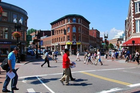 The Most Walkable Cities and How Some Are Making Strides | green streets | Scoop.it
